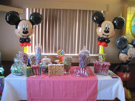 Mickey Mouse Decorations mickey mouse balloons amytheballoonlady