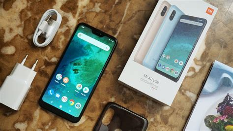 unboxing xiaomi mi a2 lite youtube