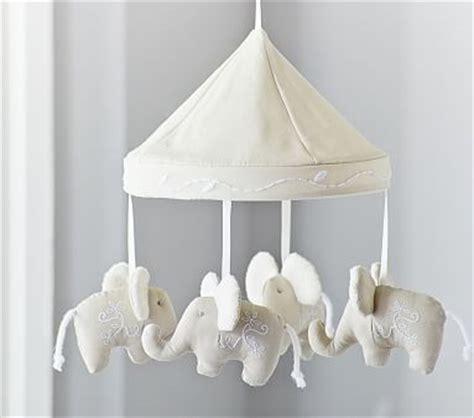 Mobile Pottery Barn by Elephant Crib Mobile Pottery Barn