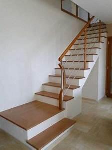 Rampe D Escalier Moderne : rampes d 39 escalier moderne recherche google maison staircase design stairs et banisters ~ Melissatoandfro.com Idées de Décoration