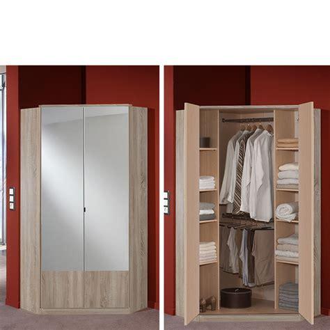 sliding mirror closet jena corner wardrobe fully assembled the bedroom shop ltd