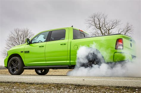 Bright And Bold Ram 1500 Sublime Sport Bows In New York