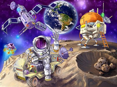 space explorers space explorers jigsaw puzzle in puzzles puzzles on thejigsawpuzzles