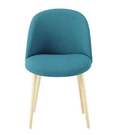 la chaise du capitaine une chaise rétro au design scandinave le mélange parfait