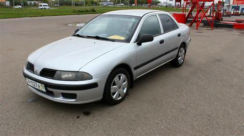 2003 Mitsubishi Carisma Classic. Start Up, Engine, and In ...