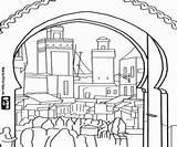 Coloring Printable sketch template