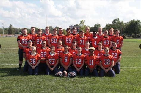 pontiac high school boys varsity football fall schedule