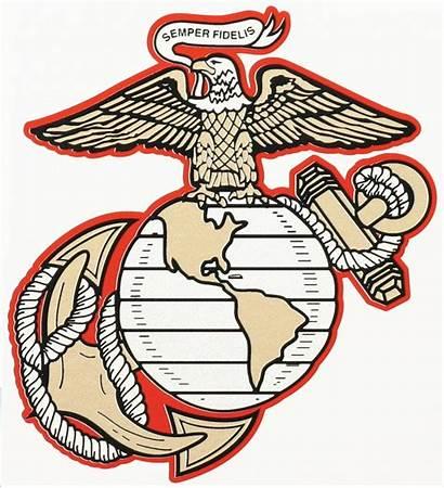 Anchor Globe Eagle Marine Usmc Corps Decal