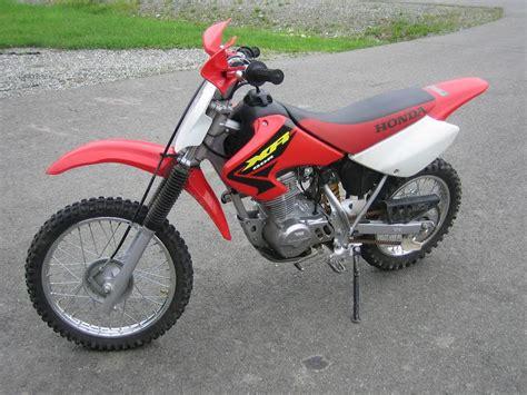 Honda Honda Xr80r Motozombdrivecom