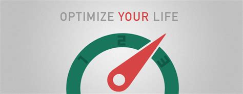 Optimize Your Life  In 3 Easy Steps Seocial