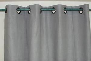 Rideau Gris Clair : vente decoration de la maison rideau rideau bachette gris clair 140 x 260 ~ Teatrodelosmanantiales.com Idées de Décoration