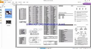Caterpillar 320c Excavator Electrical Schematics Manuals