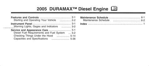 online car repair manuals free 2005 gmc sierra 1500 electronic throttle control 2005 gmc sierra chevrolet silverado duramax diesel owner s manual supplement original