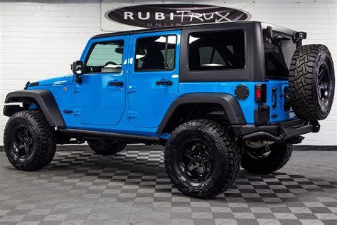 chief jeep color 2017 jeep wrangler rubicon unlimited chief blue vehicles