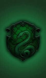 Slytherin Logo Wallpapers - Wallpaper Cave