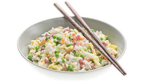 cuisine cantonaise recettes recette chinoise riz façon cantonaise