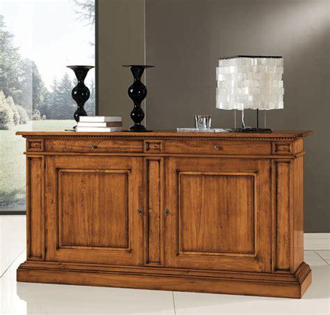 credenze classiche prezzi credenza in legno massello prezzo 120