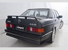 Manual mates 1985 MercedesBenz 190E 2316 vs 1993 190E