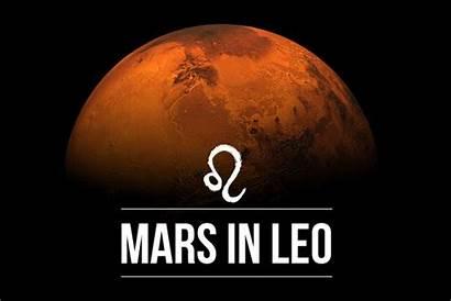 Mars Leo Bold Astrology