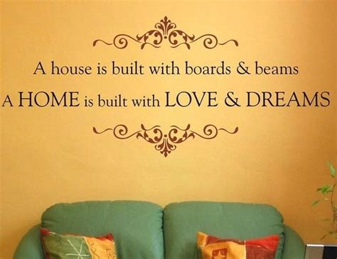 25 Best Images About Housewarming Quotes On Pinterest