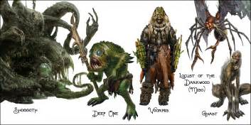 Monsters in the Dreamlands   The Lonely DM