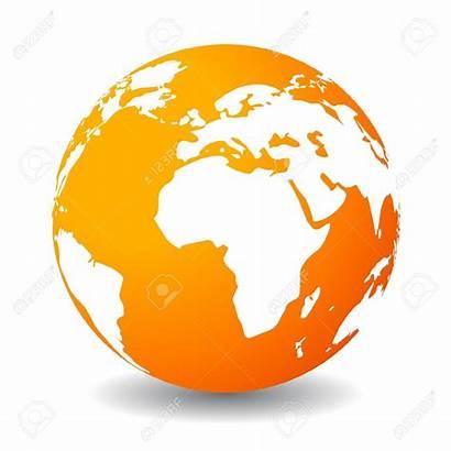 Globe Earth Icon Clipart Vector Planet Terrestre