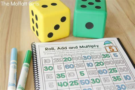 multiplication roll mastering solve multiply