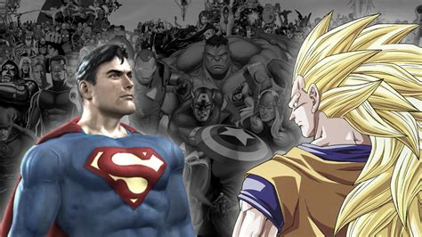 Top 5 Most Powerful Superheroes & Characters Of All Time
