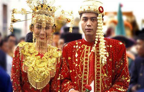 filosofi  pakaian adat betawi pernikahan salah satunya