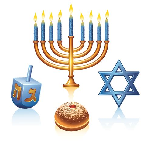 Image result for Hanukkah Symbols Clip Art