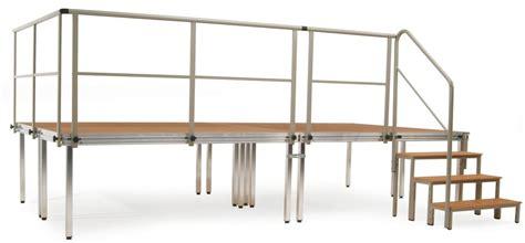 pedane per palchi praktikus pedane modulari per palchi tonon international srl