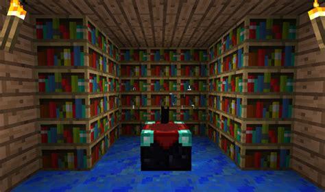 Minecraft How To Make A Bookshelf Gametipcenter