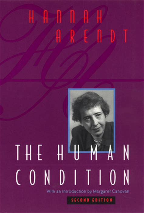 the human condition by arendt reviews discussion
