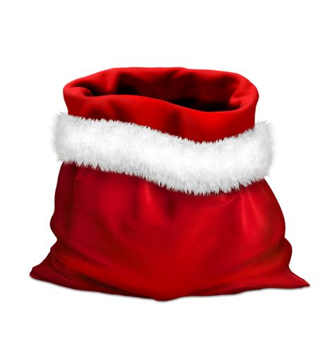 red santa sack for babies pictures free photo hat cat sitting max pixel