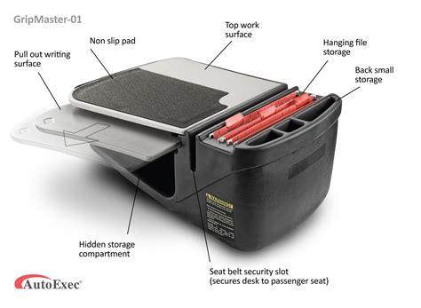 mobile desk for car automotive desks by auto execs