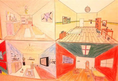 la chambre de gogh à arles travail sur la perspective à partir de quot la chambre à arles