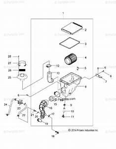 Polaris Rzr 170 Parts Diagram