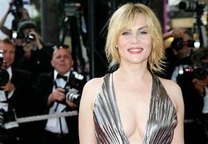Emmanuelle Seigner Celebrity Picture Gallery
