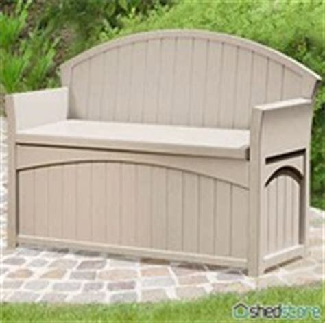 nice patio bench with storage 3 rubbermaid patio chic