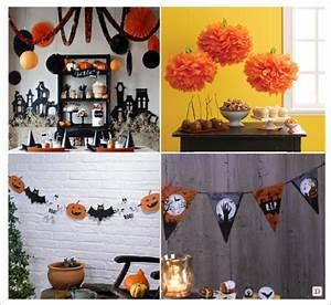 Idée Pour Halloween : decoration halloween idees ~ Melissatoandfro.com Idées de Décoration