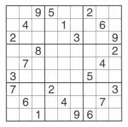 printable sudoku puzzles 2 coloring