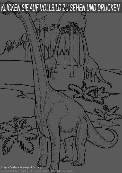 malvorlagen dinosaurier  malvorlagen gratis