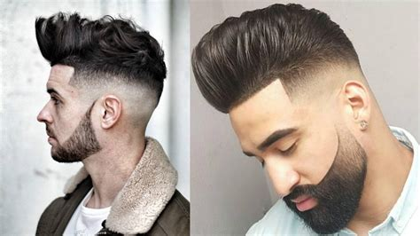 Top 20 Hottest Hairstyles For Men 2017-2018