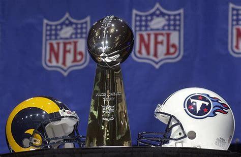 The Super Bowl Xxxiv That Froze Atlanta