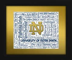 christmas gifts for notre dame fans 1000 images about notre dame on pinterest university of
