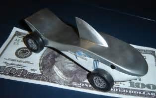 Shark Pinewood Derby Car Designs