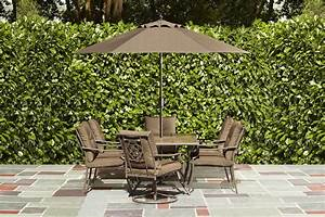 Garden Oasis Elmore 7pc Dining Set