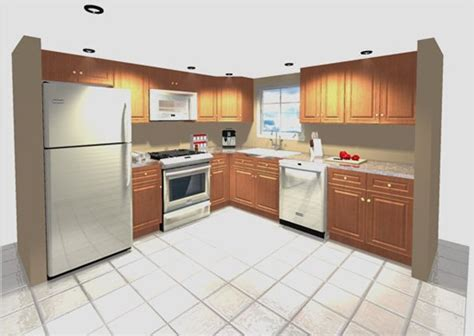 What Is A 10 X 10 Kitchen Layout?  10x10 Kitchen Cabinets