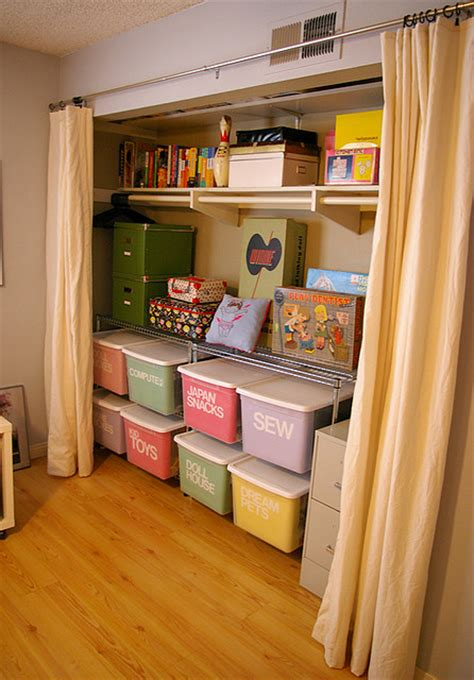 Great Closet Organization  Ikea Decora
