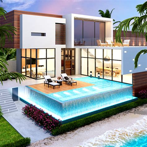home design caribbean life  apks mod unlimited